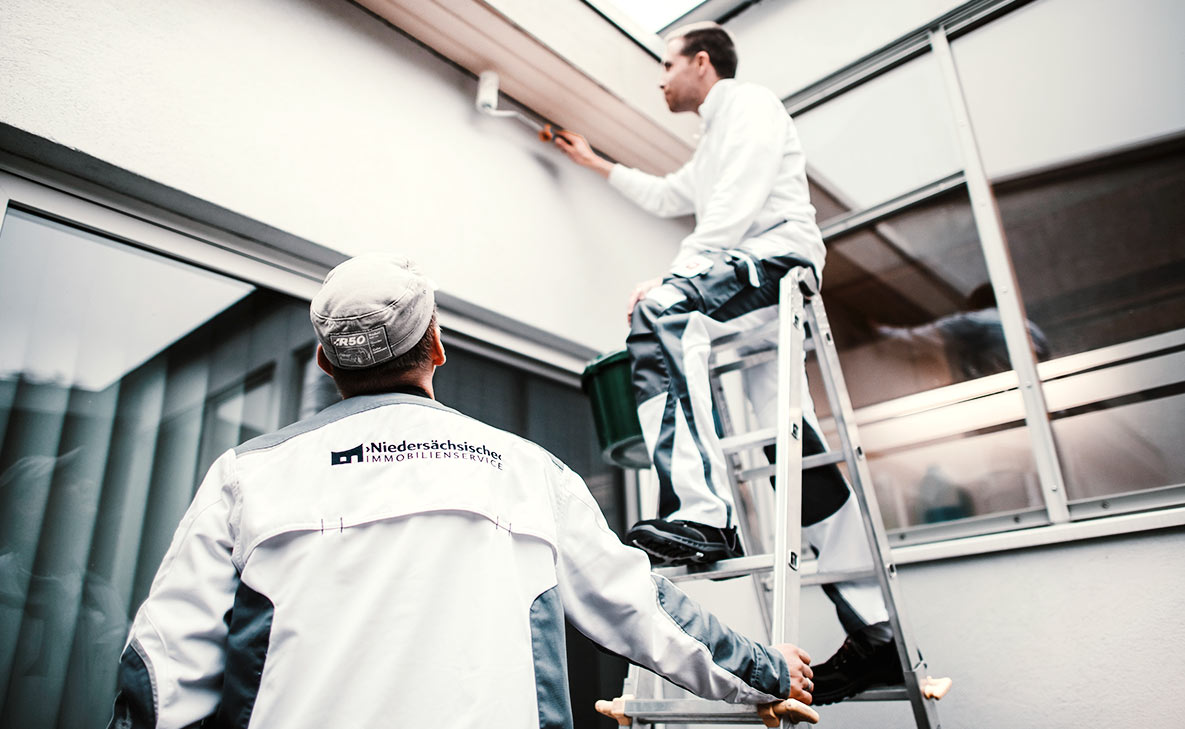 Maler-, Tischler- und Elektroarbeiten
